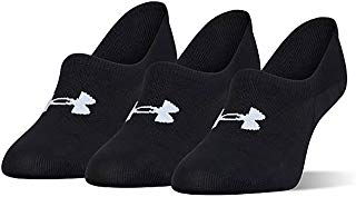 Under Armour Women's UA Essential Ultra Low Liner Socks