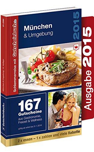 Gutscheinbuch 2015 - München & Umgebung