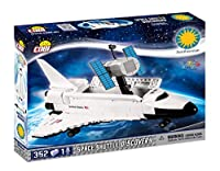 COBI Smithsonian/Space Shuttle Discovery Model Building Kits, Multicolor
