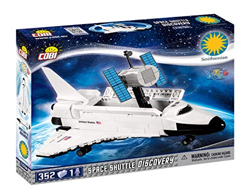 Multicoloured Johntoy 26027 Space Shuttle with Light and Sound