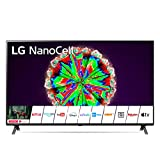 "LG NanoCell 65NANO806NA Smart TV 4K Ultra HD 65"", con Wi-Fi, Processore Quad Core, HDR 10, Nano Color, Local Dimming, Filmmaker Mode, Google Assistant e Alexa Integrati"