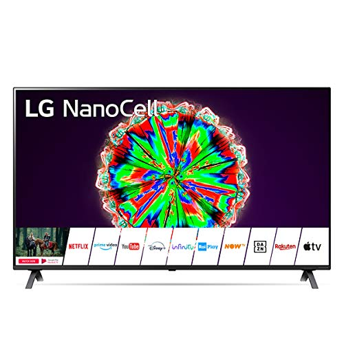 "LG NanoCell 65NANO806NA Smart TV 4K Ultra HD 65"", con Wi-Fi, Processore Quad Core, HDR..."