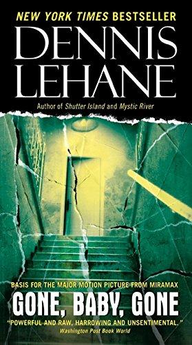 Gone, Baby, Gone: A Novel (Patrick Kenzie and Angela Gennaro Series, 4)