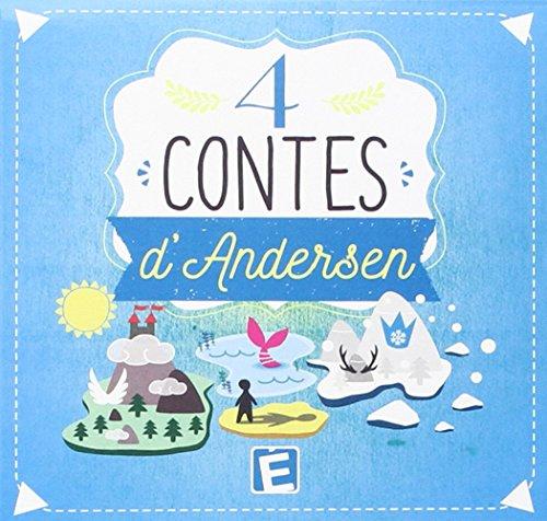 4 Contes d Andersen/Coffret Cartonne