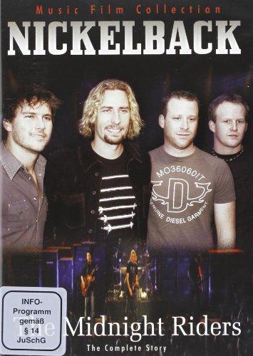 Nickelback - The Midnight Riders
