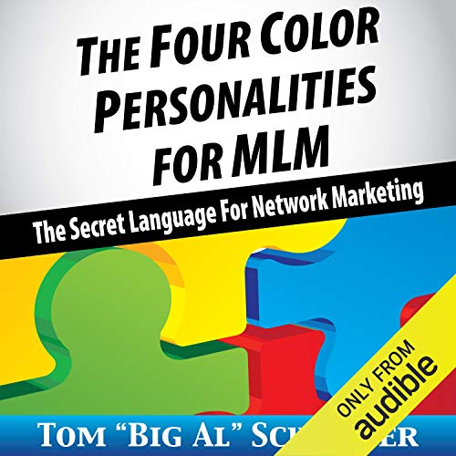 The Four Color Personalities for MLM Titelbild