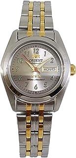 ساعة اورينت اتوماتيكية ستانلس ستيل لونين للنساء SNQ23004K8