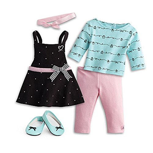 American Girl Grace - Grace's Baking Outfit for Dolls of 2015