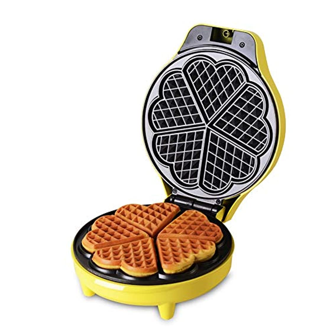 WPQW - waffle maker Waffle machine home cake machine automatic electric baking pan multi-function waffle machine waffle machine waffle machine - 6011