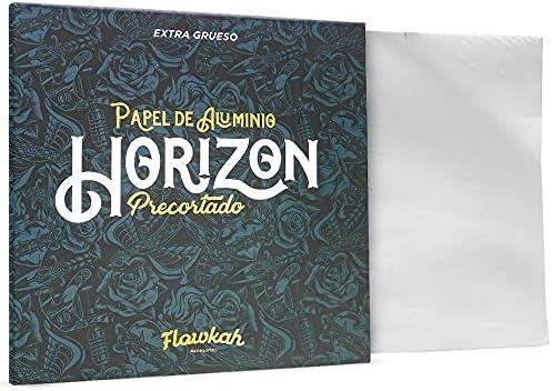 Papel de aluminio para cachimba Horizon…