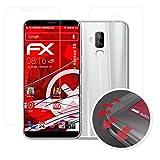 atFolix Schutzfolie kompatibel mit Homtom S8 Folie, entspiegelnde & Flexible FX Bildschirmschutzfolie (3er Set)