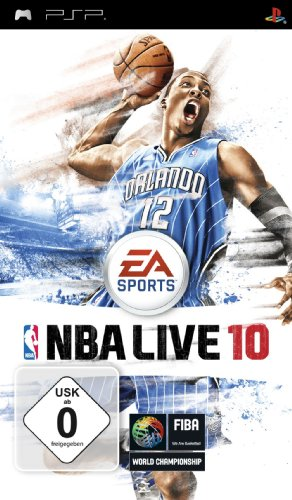 Electronic Arts NBA Live 10