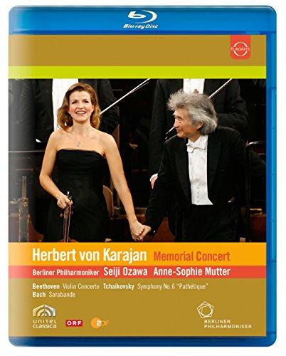Karajan Memorial Concert [Blu-Ray] [(+Booklet)]