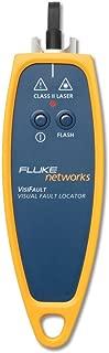 Fluke VISIFAULT Networks Visual Fault Locator with 2.5mm Universal Adapter, Fiber Tester