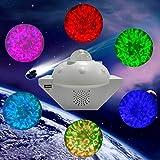 HTDHS LED Lámpara Proyector Estrellas, Proyector De Luz Estelar...