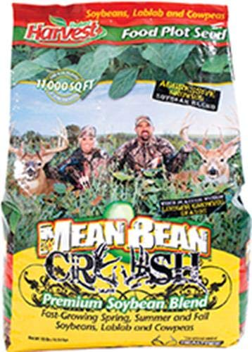 Evolved Habitats Mean Bean Crush Food Plot