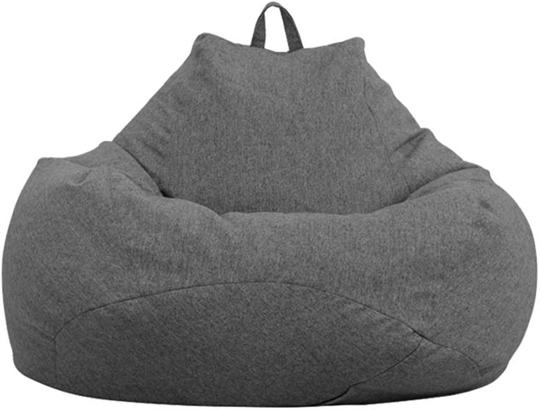sin mínimo TongN-Sillones Bean Bag Bag Bag Lazy Couch Tatami Sofá de una Sola habitación Dormitorio Sala de EEstrella Sencillo Cojín de Moda Diseño extraíble y Lavable (Color   A, Talla   M)  Nuevos productos de artículos novedosos.