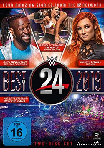 24: The Best of 2019 (2 DVDs)