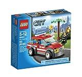 LEGO City Fire Chief Car 60001