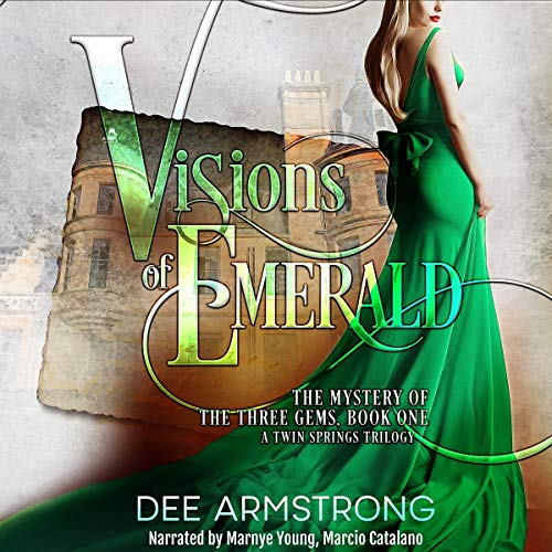 Visions of Emerald: A Twin Springs Trilogy cover art