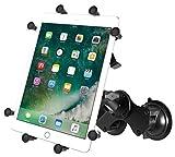 Ventosa Doble RAM-MOUNT RAM-B-189-C-UN9U X-Grip Compatible con iPad Pro 9.7, Air, iPad 2 3 4 5