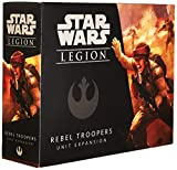 Fantasy Flight Games FFGSWL05 Star Wars: Legion Rebel Troopers Unit, Multicolor