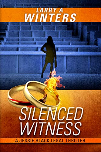 Silenced Witness (Jessie Black Legal Thrillers Book 6) (English Edition)