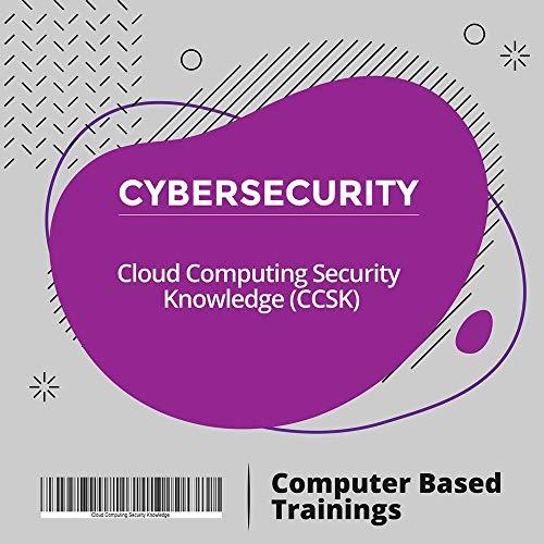 Videos de formación de CBT para conocimientos de seguridad de computación en la nube (CCSK), guía de estudio y preparación