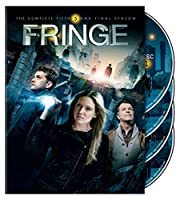 Fringe: The Complete Fifth Season [DVD] [Import]