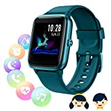 Fitness Tracker with Heart Rate Monitor,Smart Watch, Smartwatch Women Men Kids Waterproof IP68