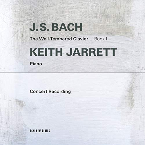 Keith Jarrett - The Well-Tempered Clavier Book I