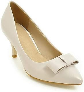 BalaMasa Womens APL12411 Pu Heeled Sandals