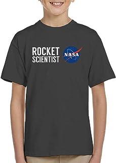 Nasa Rocket Scientist Kid's T-Shirt