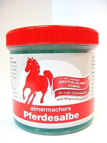Eimermachers Pferdesalbe, Dose, 200 ml