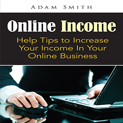 Online Income audiobook cover art
