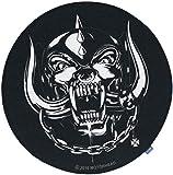 for-collectors-only Motörhead Teppich Warpig Skull Logo Fussmatte XXL Carpet 100cm Durchmesser