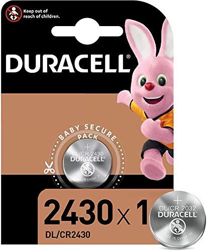 Duracell DL 2430 Batteria Litio 3V