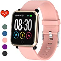 EpochAir Fitness Waterproof Activity Tracker with Heart Rate Monitor