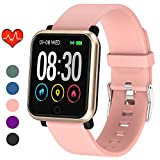 Best Pedometers With Calorie Counters - EpochAir Fitness Tracker, Waterproof Activity Tracker, Smart Watch Review