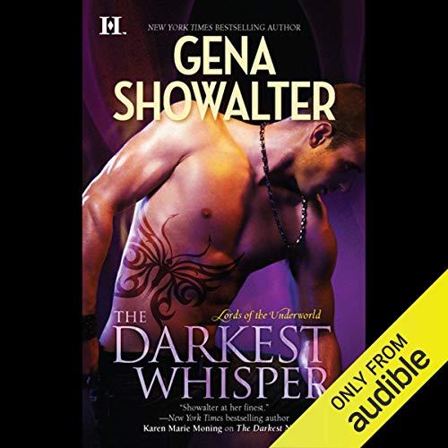 The Darkest Whisper audiobook cover art