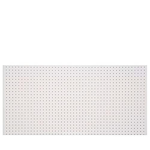 光(Hikari) パンチングボード フレームなし 有孔ボード 600x1200x3mm 白 穴ピッチ:1インチ(約2.54cm) PGBDFN1260-2