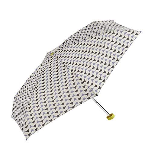 GOTTA Paraguas Plegable antiviento de Mujer| Pequeño, Ligero y Manual |Puño Plano...