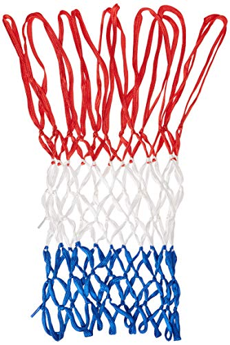 Spalding Outdoor Red, White & Blue Basketball Net $2.99 or Heavy Duty Indoor White Basketball Net $2.47 + Free Shipping (Prime)