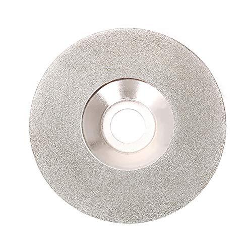 5'125 mm de alta calidad de molienda de molienda 5 pulgadas de diamante con recubrimiento de muelas de molienda de ruedas de molienda para herramientas de angulo amoladora Disco Desbaste Hormigon
