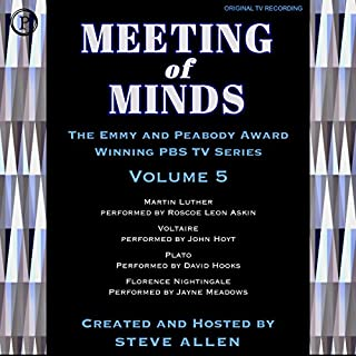 Meeting of Minds, Volume V audiobook cover art