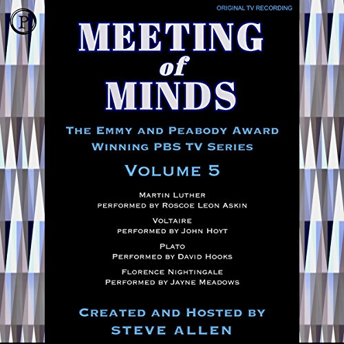 Meeting of Minds, Volume V Titelbild