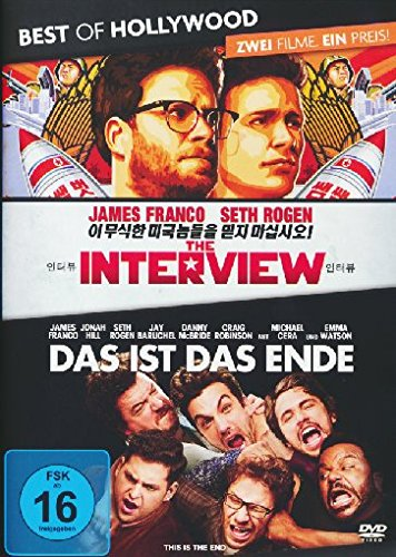 Best of Hollywood - 2 Movie Collector's Pack: The Interview / Das ist das Ende [2 DVDs]