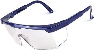 ad38175e66 Gafas Protectoras de Plastico Transparente Proteccion de los ojos Gafas de  proteccion anti-viento y