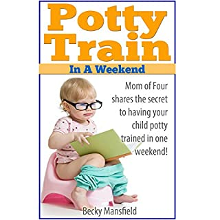 Potty Train in a Weekend audiobook cover art