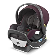 2-Stage base converts from Infant Position to Toddler Position, making it easy to stay rear-facing for the first 2 years Provides more upright, spacious seating with adjustability and extended leg room for toddlers 9-24 months - without taking up ext...